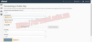 Hướng dẫn tạo và sử dụng kết nối SSH với SSH Access của cPanel