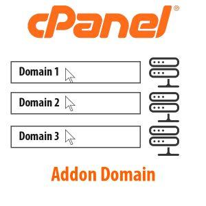 Cách thêm một domain mới (Addon domain) cho host Cpanel