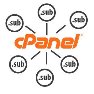 Cách thêm tên miền con – Subdomain trong cPanel
