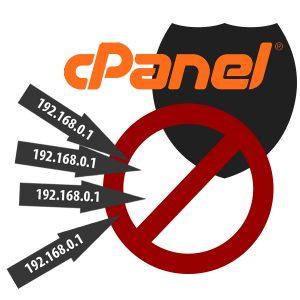 Bảo vệ website của ban bằng cách chặn IP hoặc dải IP trong host Cpanel