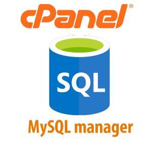 Hướng dẫn tạo cơ sở dữ liệu (Database) để up file sql trong host Cpanel