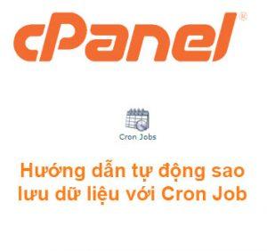 Hướng dẫn sử dụng Cron Job của cPanel để lên lịch tự động backup