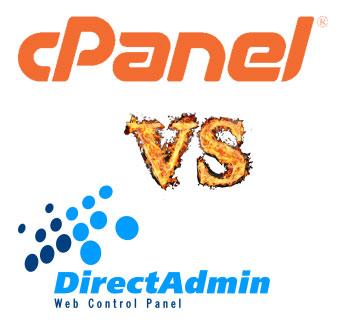 So sánh cPanel với Direct Admin